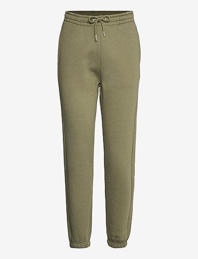 Carmella Sweat Pants - sweatpants - olive night