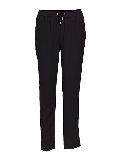 Day Trousers - BLACK