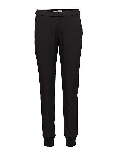 Panama Trousers - BLACK