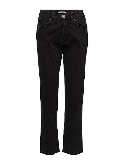 Mille MW Jeans - BLACK