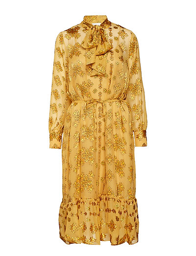 Bianca Dress - GOLDEN GLOW