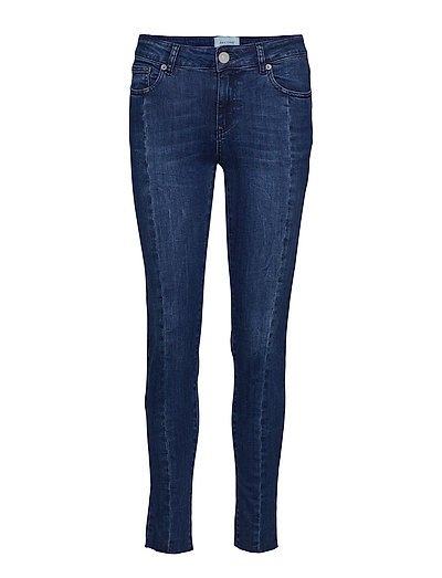 Magna LW Jeans - DARK BLUE DENIM