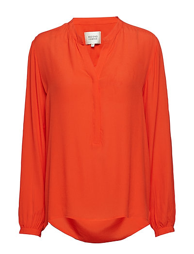 Time Blouse - POINCIANA
