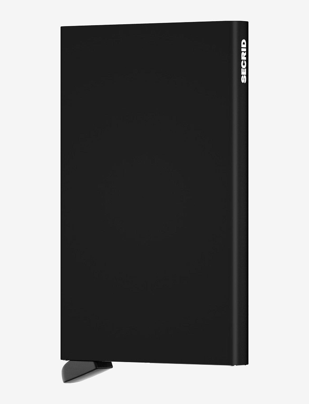 Secrid - Cardprotector - kaart houders - black - 0