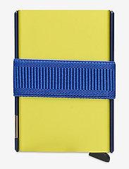 Secrid - Cardslide - kaart houders - electrolime - 1