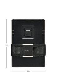 Secrid - Cardslide - kaart houders - black/black - 3
