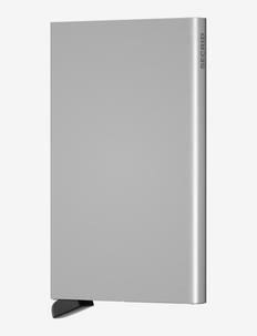 Cardprotector - kaart houders - silver