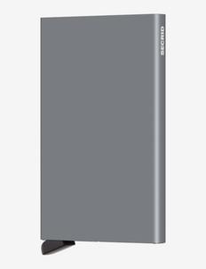 Cardprotector - kaart houders - titanium
