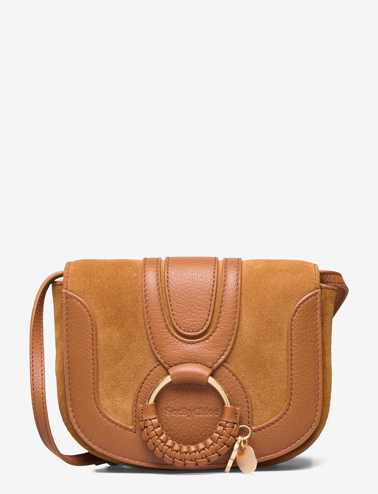 See by Chloé - HANA SBC - crossbody bags - caramello - 0
