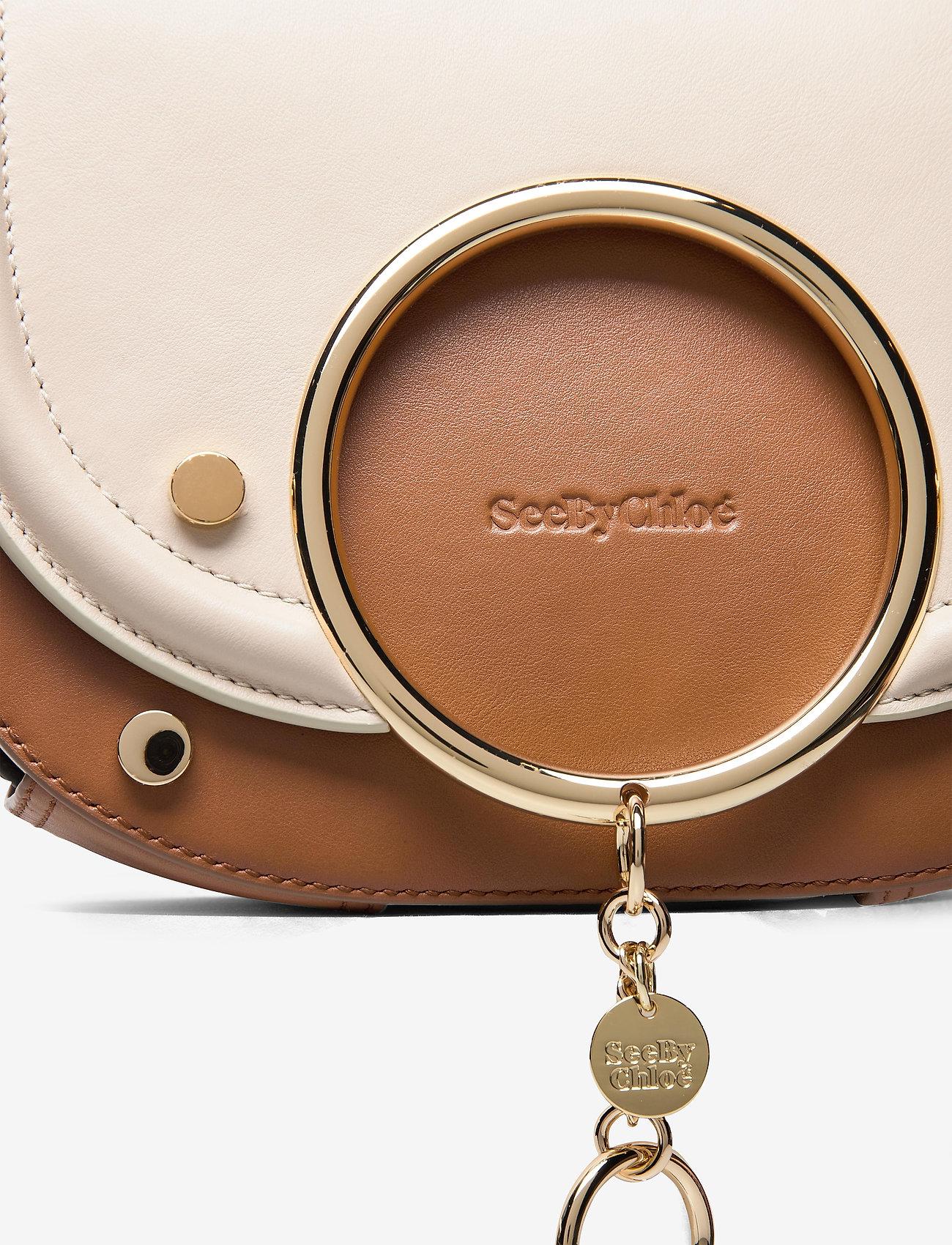 See by Chloé - MARA - crossbody tassen - cement beige - 3