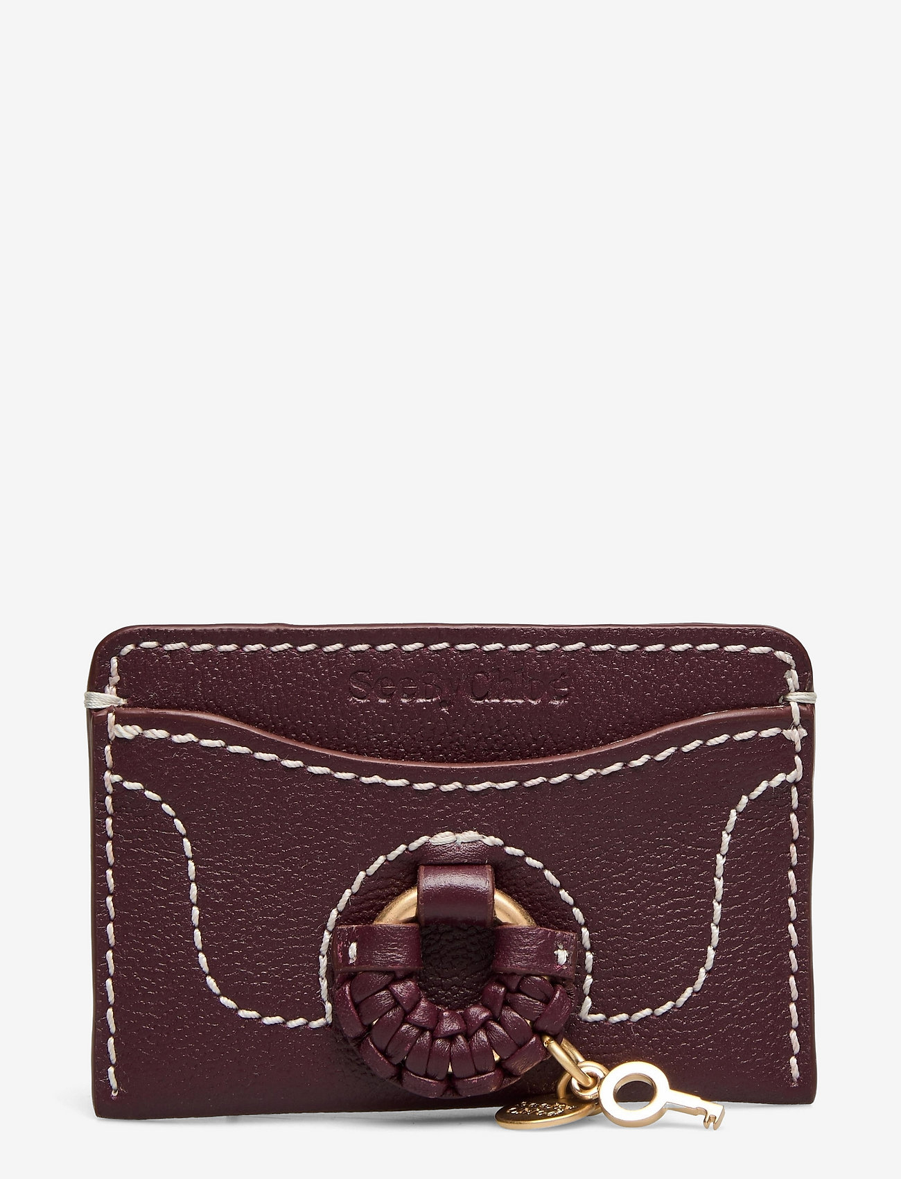 See by Chloé - TROUSERS - portemonnees - obscure purple - 0