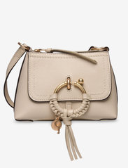 See by Chloé - JOAN SBC - crossbody bags - cement beige - 0