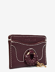 See by Chloé - TROUSERS - portemonnees - obscure purple - 3