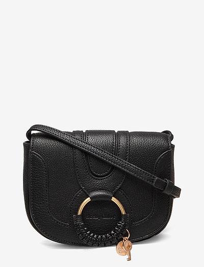 HANA SBC MINI BAGS - crossbody bags - black