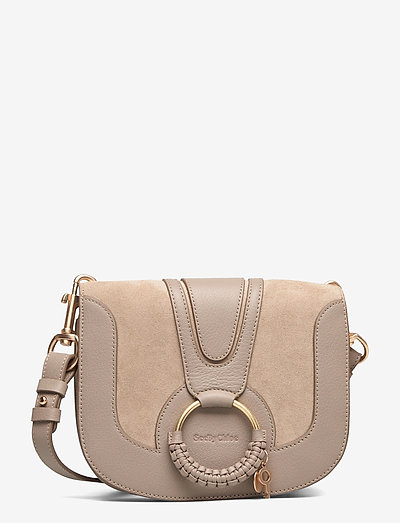 HANA SBC SHOULDER BAGS - crossbody bags - motty grey