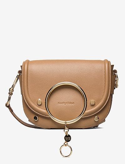 MARA SHOULDER BAGS - crossbody bags - coconut brown