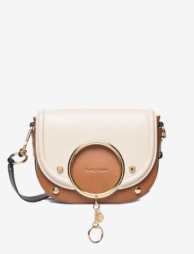 MARA SHOULDER BAGS - crossbody bags - cement beige