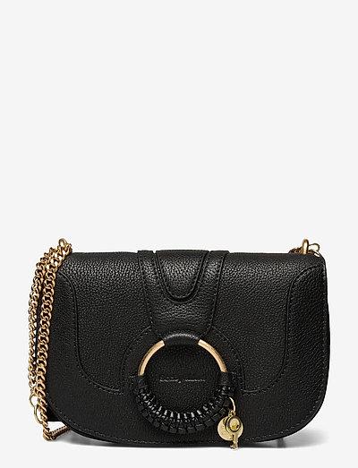 HANA SBC - crossbody bags - black