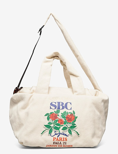 TILLY SBC - tote bags - cement beige