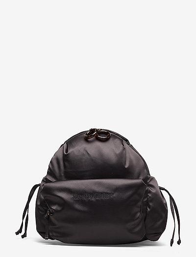 TILLY SBC BACKPACKS - väskor - black