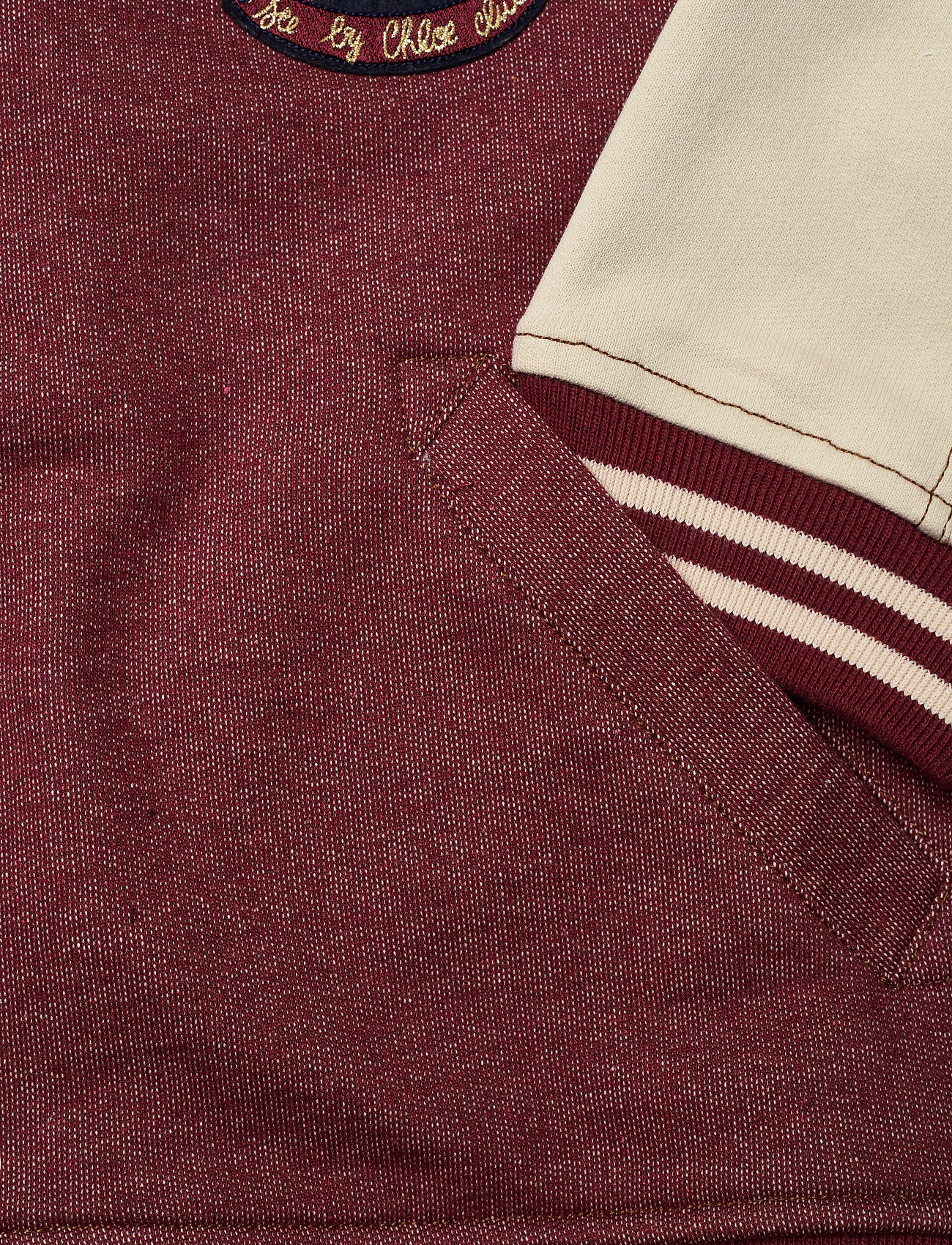 See by Chloé - JACKET - bomber jacks - red - white 1 - 3