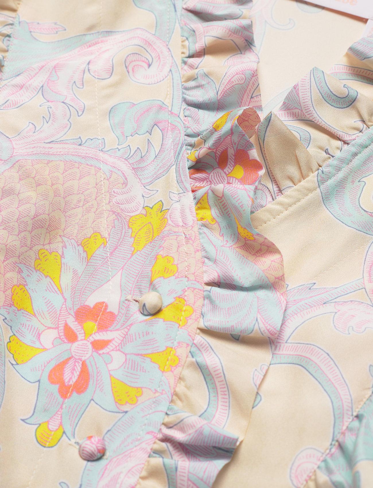See by Chloé - DRESS - sommerkjoler - multicolor yellow 1 - 2
