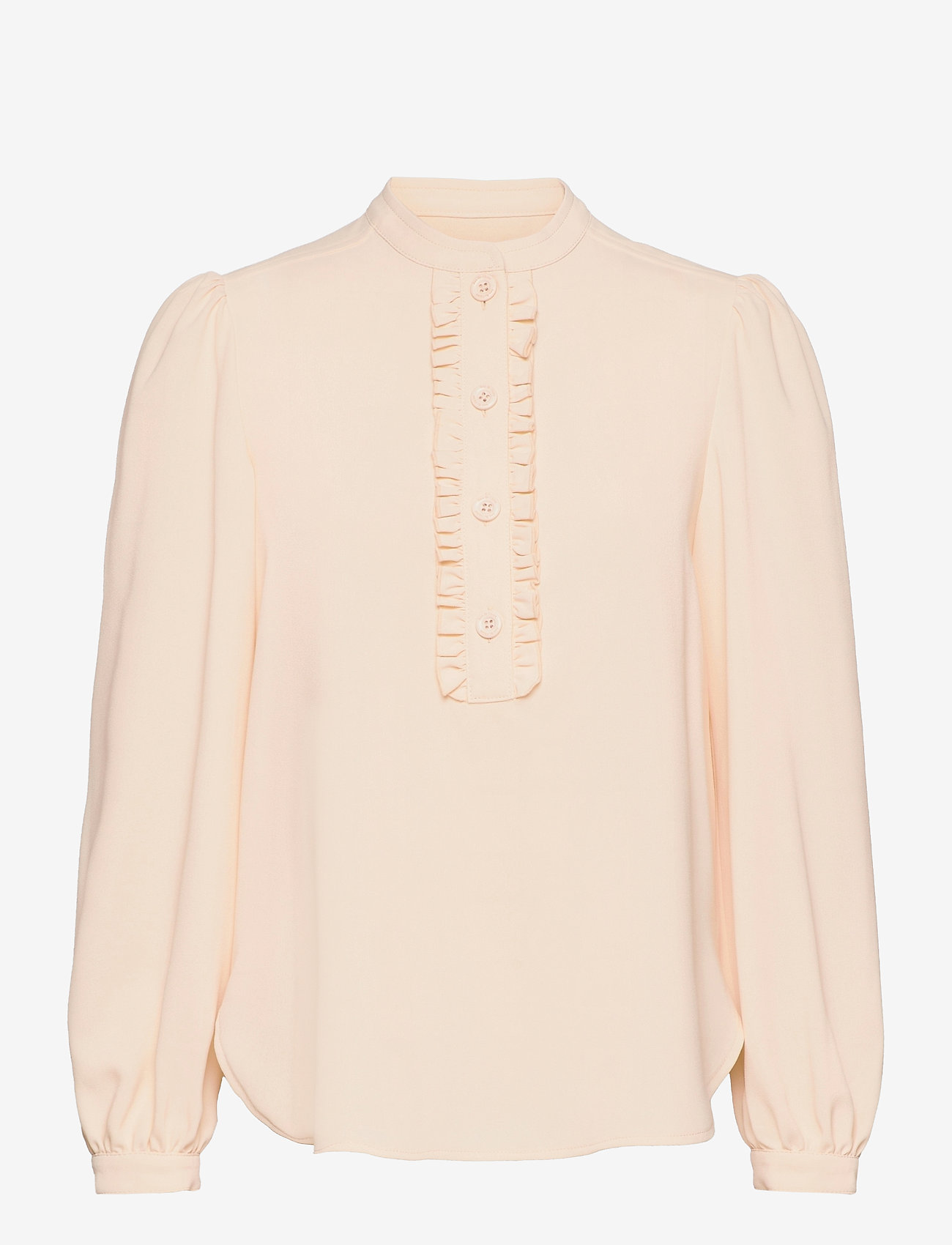 See by Chloé - TOP - blouses met lange mouwen - antique white - 0