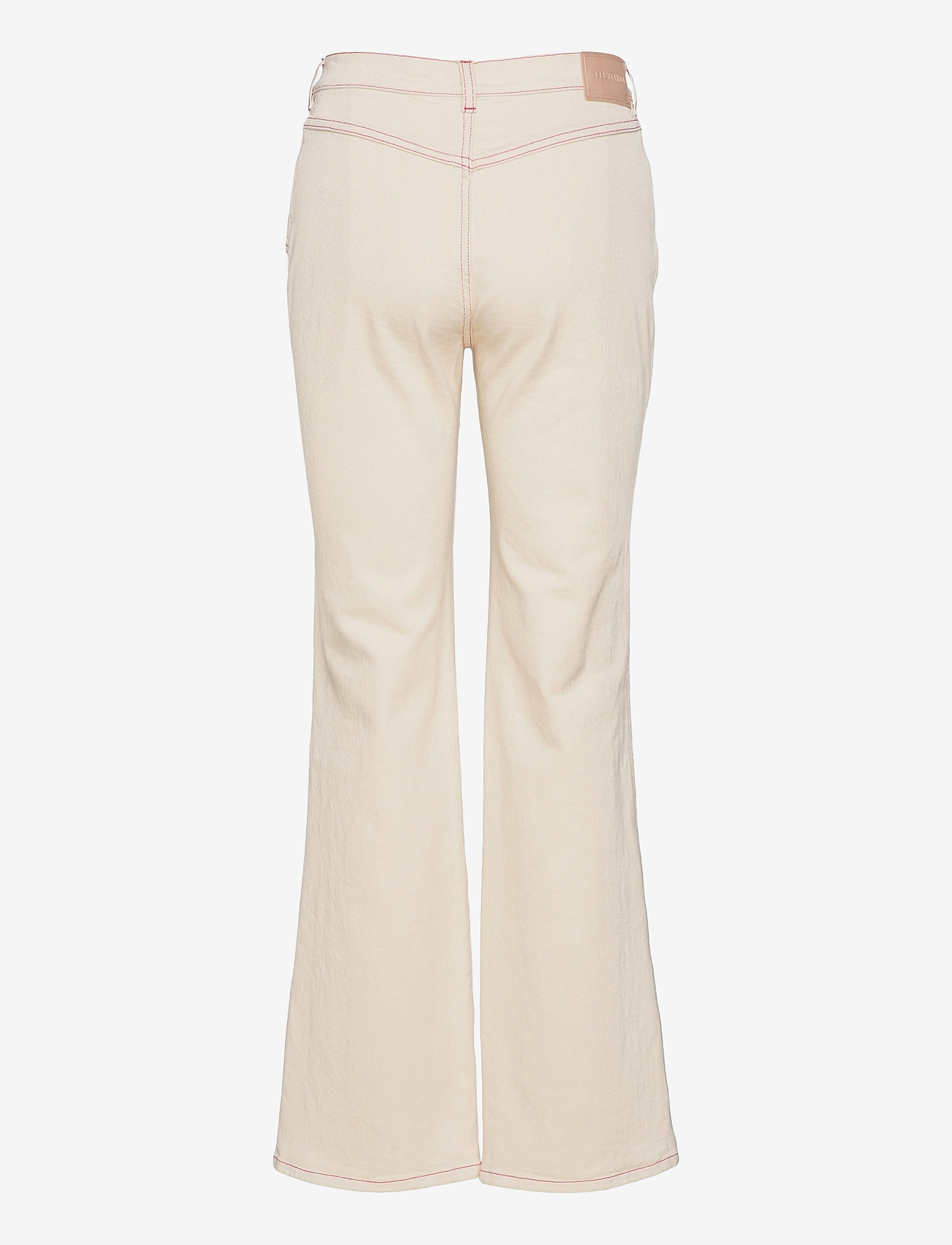 See by Chloé - TROUSERS - schlaghosen - buttercream - 1