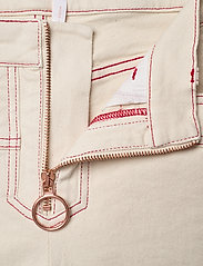 See by Chloé - TROUSERS - schlaghosen - buttercream - 3