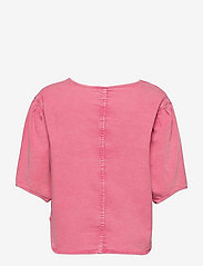 See by Chloé - TOP - blouses met korte mouwen - juicy pink - 1