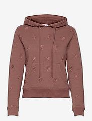 See by Chloé - TOP - sweatshirts en hoodies - pink tea - 0