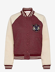 See by Chloé - JACKET - bomber jacks - red - white 1 - 0