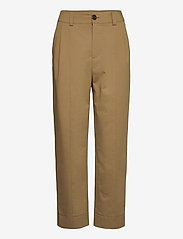 See by Chloé - TROUSERS - chinos - amber olive - 0