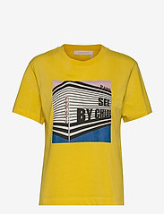See by Chloé - TOP - t-shirts - daffodil yellow - 0