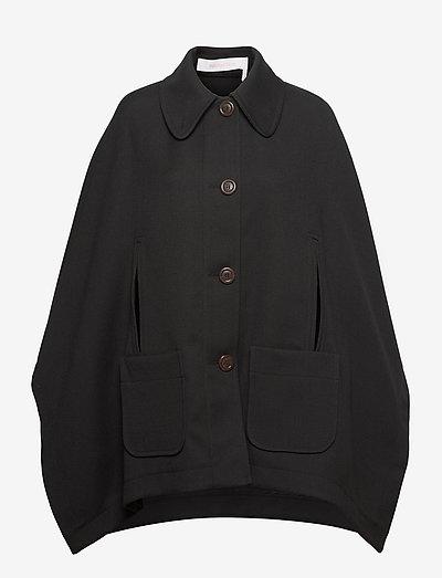 COAT - leichte mäntel - black