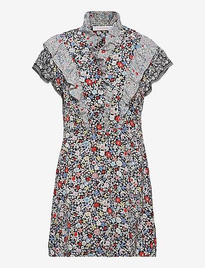 DRESS - sommerkjoler - multicolor black 1