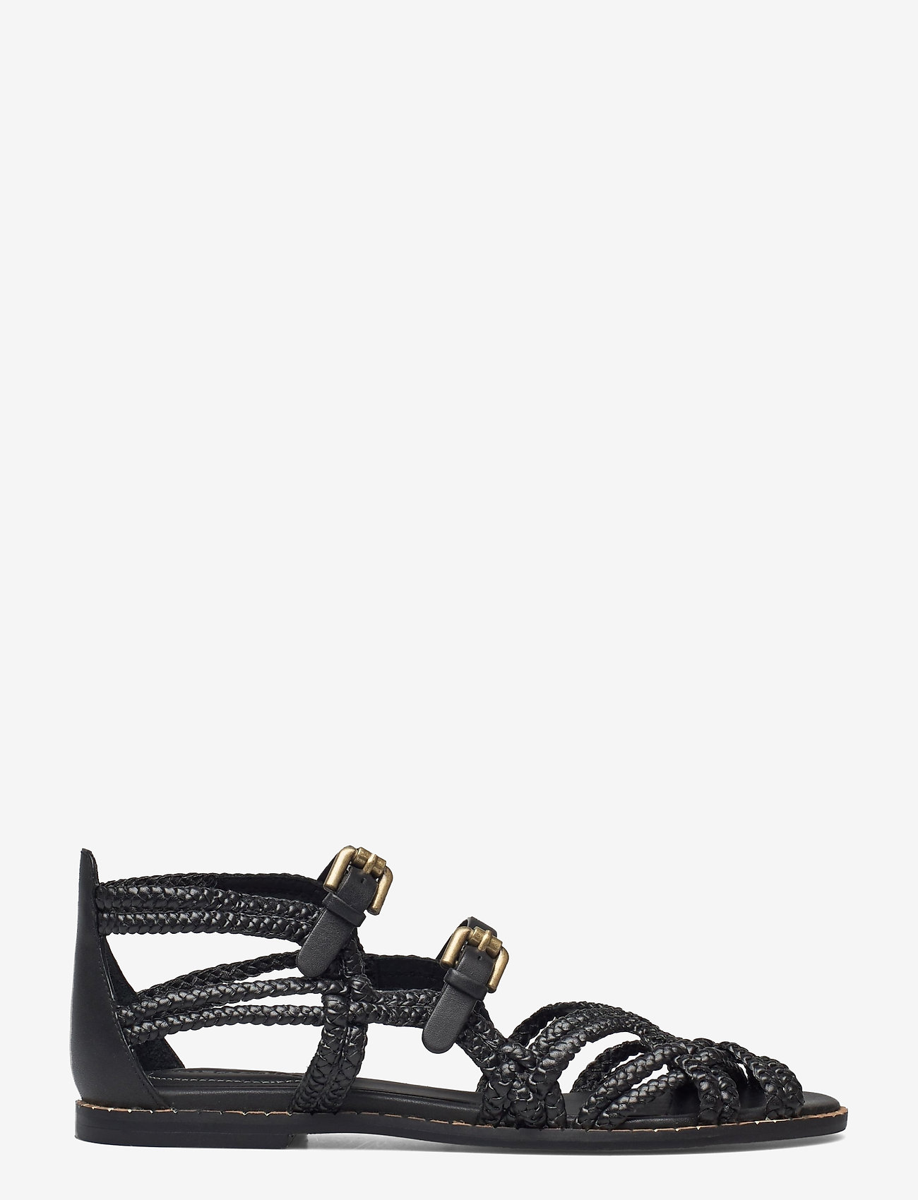 See by Chloé - KATIE - flate sandaler - nero - 0