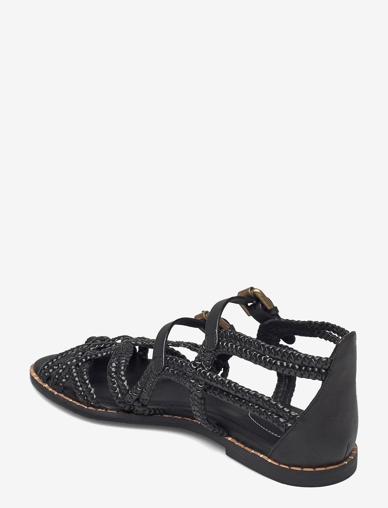 See by Chloé - KATIE - flate sandaler - nero - 2