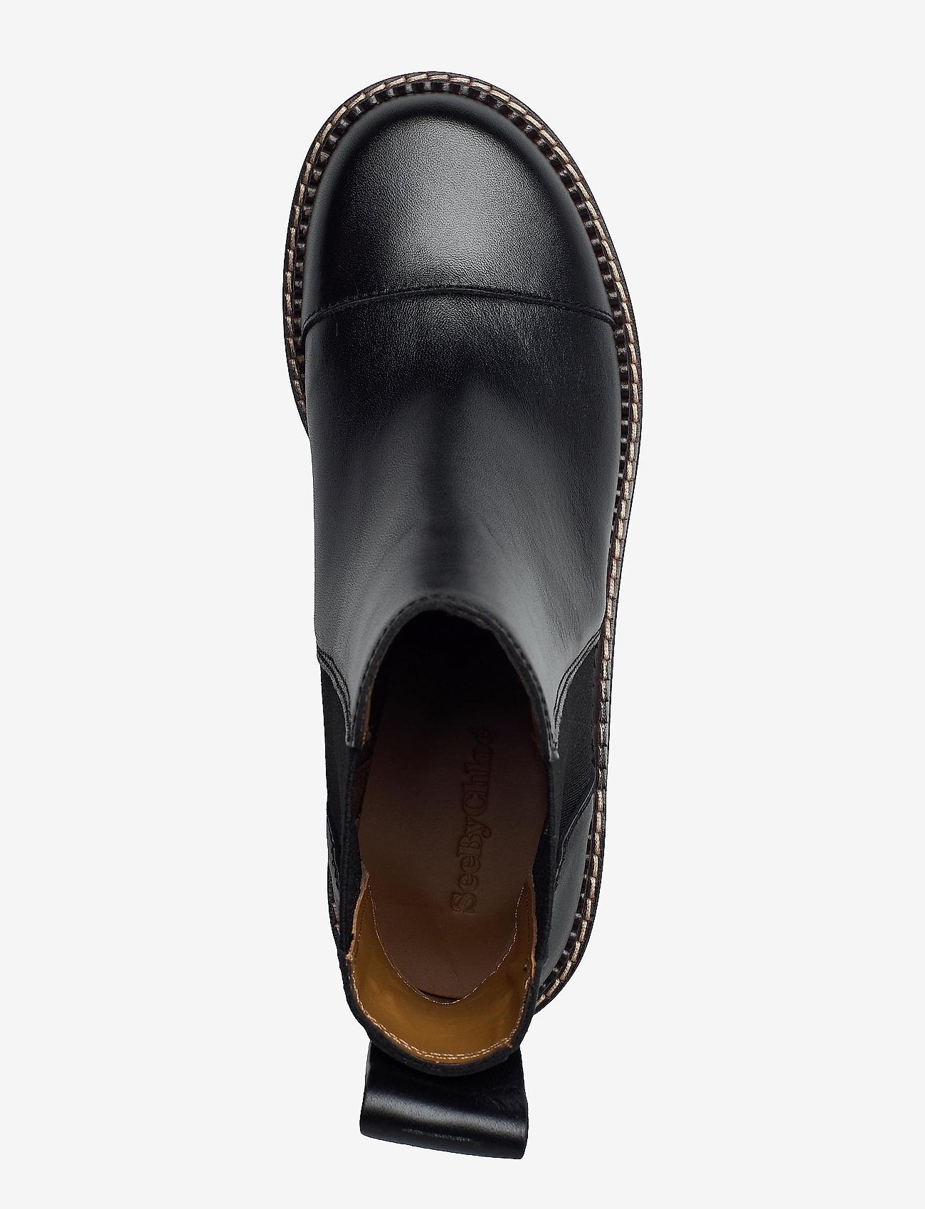 See by Chloé - CHELSEA - schoenen - black - 3
