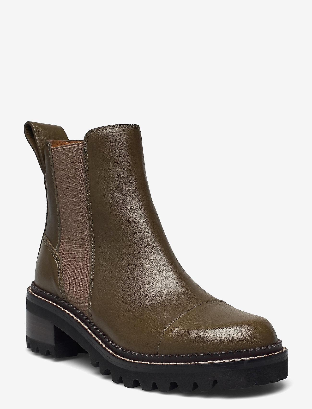See by Chloé - CHELSEA - schoenen - kaky - 0
