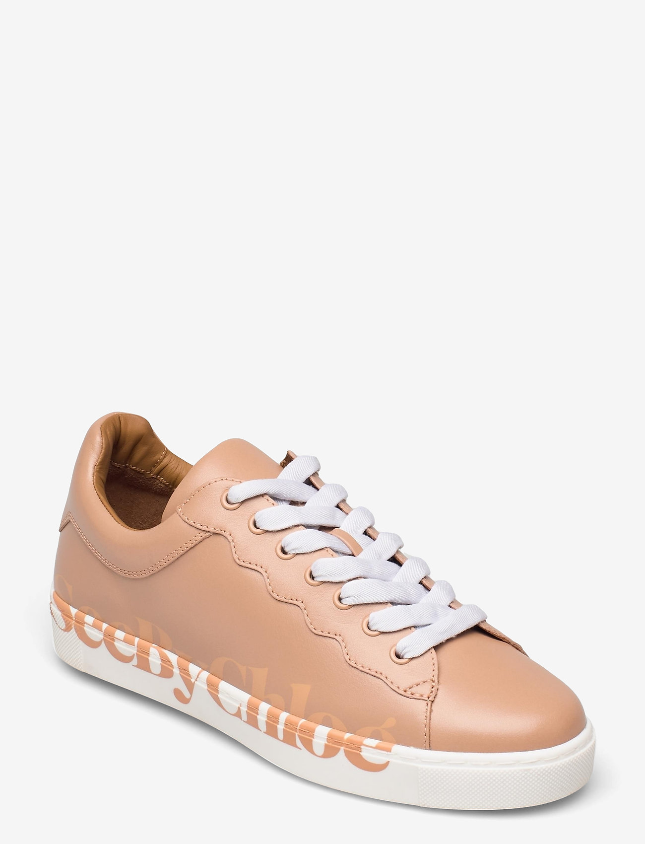 See by Chloé - ESSIE - sneakers med lav ankel - rosellina - 1