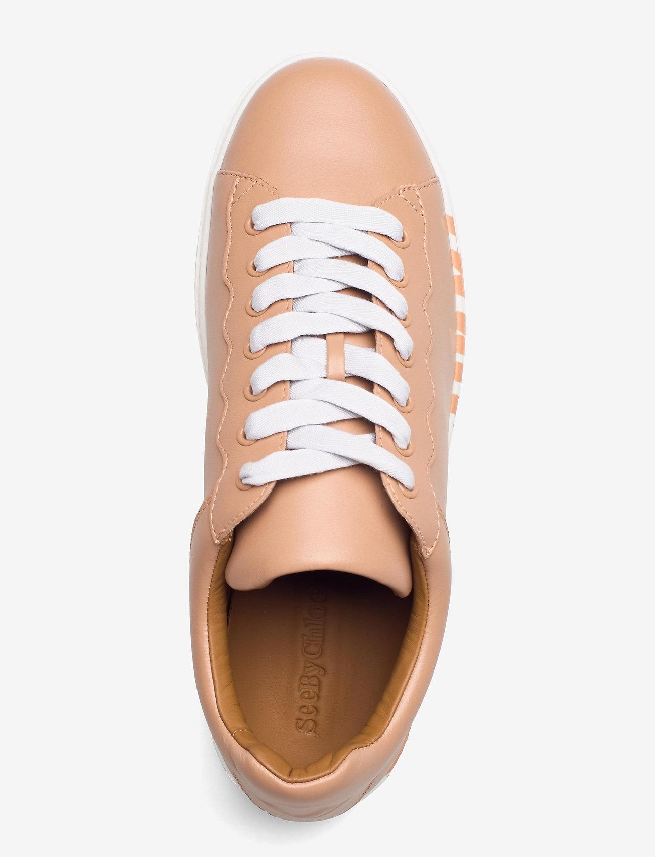 See by Chloé - ESSIE - sneakers med lav ankel - rosellina - 3
