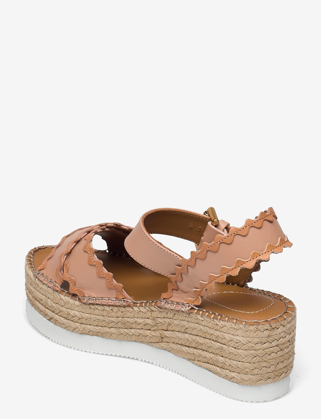 See by Chloé - GLYN - espadrilles mit absatz - rosellina - 1