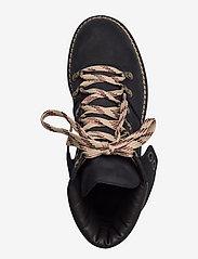 See by Chloé - FLAT ANKLE BOOTS - platte enkellaarsjes - black - 3