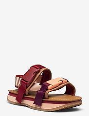 See by Chloé - YSEE - platte sandalen - cuoio - 0