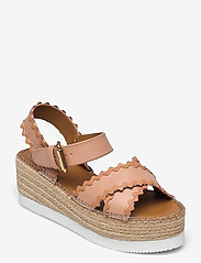 See by Chloé - GLYN - espadrilles mit absatz - rosellina - 0