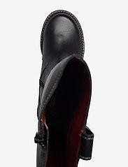 See by Chloé - FLAT BOOT - lange laarzen - black - 3