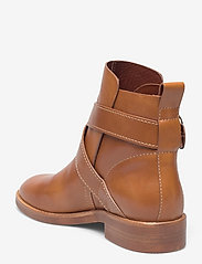 See by Chloé - FLAT ANKLE BOOTS - flate ankelstøvletter - cuoio - 2