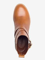See by Chloé - FLAT ANKLE BOOTS - flate ankelstøvletter - cuoio - 3