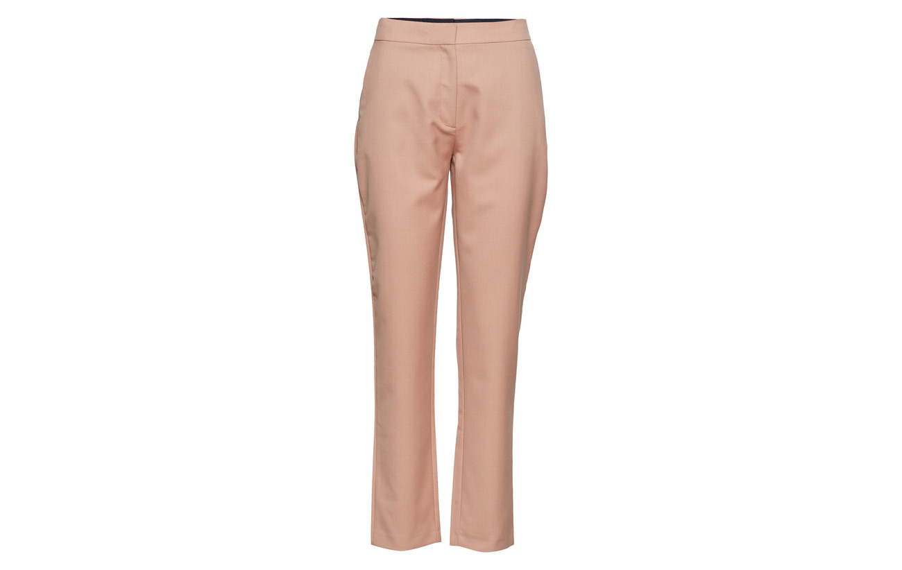 Laine Camel Slfgracina Polyester B Selected Femme 50 Mw Pant w8X5qnx0z